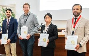 Zwick Science Award 2017