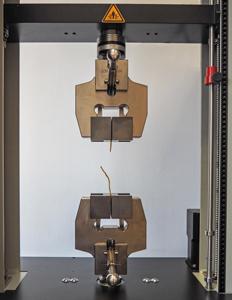 Materialprüfmaschine von Zwick Roell