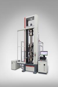 Modulares 600 kN Prüfsystem für Faserverbundwerkstoffe